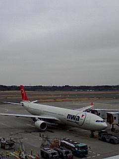 成田空港 2009/3/8 sun