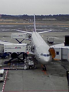 成田空港 2009/3/9 mon