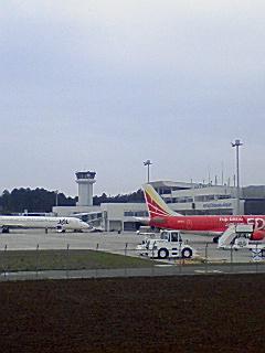 静岡空港開港 2009/6/4 thu